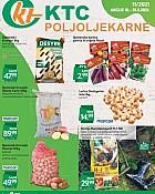 KTC katalog Poljoljekarne do 31.3.