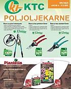 KTC katalog Poljoljekarne do 17.3.