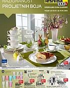 Lesnina katalog Razigranost proljetnih boja