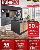 Lesnina katalog Super akcija kuhinja