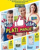 Metro katalog Kupi više, plati manje