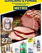 Metro katalog prehrana do 31.3.