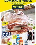 Metro katalog prehrana do 14.4.