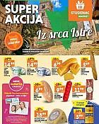Studenac katalog Iz srca Istre do 17.3.