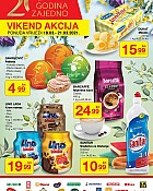 Ultra Gros vikend akcija do 21.3.