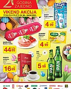 Ultra Gros vikend akcija do 4.4.