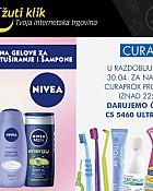 Žuti klik webshop akcija 25% na Nivea šampone