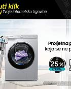 Žuti klik webshop akcija do 25% na Samsung proizvode