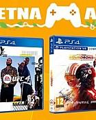 Sancta Domenica webshop akcija Electronic Arts