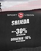 Sport Vision webshop akcija do 30% popusta
