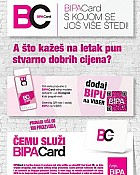 Bipa katalog Bipa Card do 30.6.