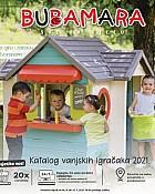 Bubamara katalog Vanjske igračke 2021