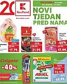 Kaufland akcija za početak tjedna do 7.4.