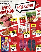 Konzum vikend akcija do 18.4.