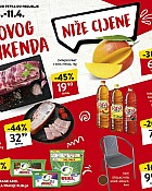 Konzum vikend akcija do 11.4.