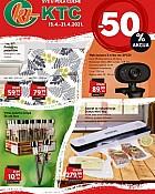 KTC katalog Sve u pola cijene do 21.4.