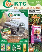 KTC katalog Poljoljekarne do 5.5.