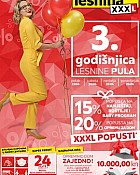 Lesnina katalog Pula do 26.4.