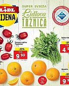 Lidl akcija tržnica do 14.4.