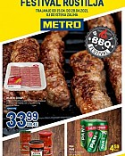 Metro katalog Festival roštilja