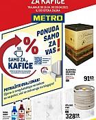 Metro katalog Za kafiće do 28.4.