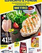 Metro katalog prehrana do 12.5.