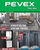 Pevex katalog Opremite svoj dom, apartman, vikendicu