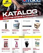 Tokić katalog Oprema za radionice