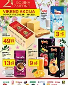 Ultra Gros vikend akcija do 18.4.