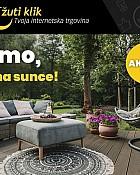Žuti klik webshop akcija Sve za vrt