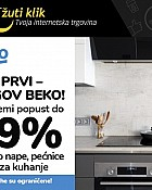 Žuti klik webshop akcija do 89% na Beko proizvode