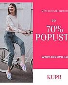 Borovo webshop akcija Međusezonski popusti do 70%