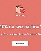 Orsay webshop akcija 40% na haljine