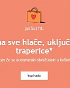 Orsay webshop akcija 40% na sve hlače