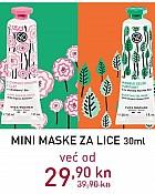 Yves Rocher webshop akcija Maske i pilinzi