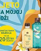 Yves Rocher webshop akcija Monoi de Tahiti kolekcija