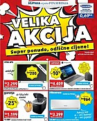 Harvey Norman katalog Velika akcija tehnike do 25.5.