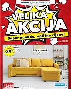 Harvey Norman katalog Velika akcija namještaja do25.5.