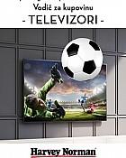 Harvey Norman katalog Televizori 2021