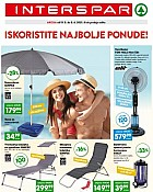 Interspar katalog neprehrana do 8.6.