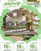 Lesnina katalog Dekoracije za dom