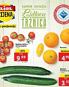 Lidl akcija tržnica do 12.5.