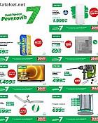 Pevex katalog Pevexovih sedam do 23.5.