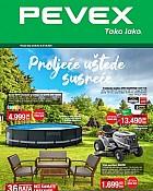 Pevex katalog svibanj 2021
