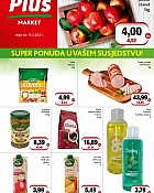 Plus market katalog do 15.5.
