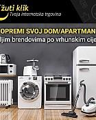 Žuti klik webshop akcija Kućanski aparati