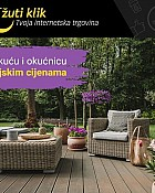 Žuti klik webshop akcija sve za kuću i okućnicu
