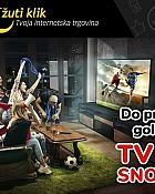 Žuti klik webshop akcija Televizori