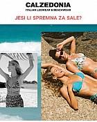 Calzedonia webshop akcija Ljetni sale