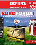 Chipoteka webshop akcija Euroforija